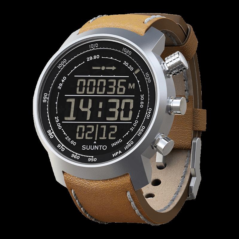 Suunto Elementum Terra n/Brown Leather Watch Price Distributor Dubai