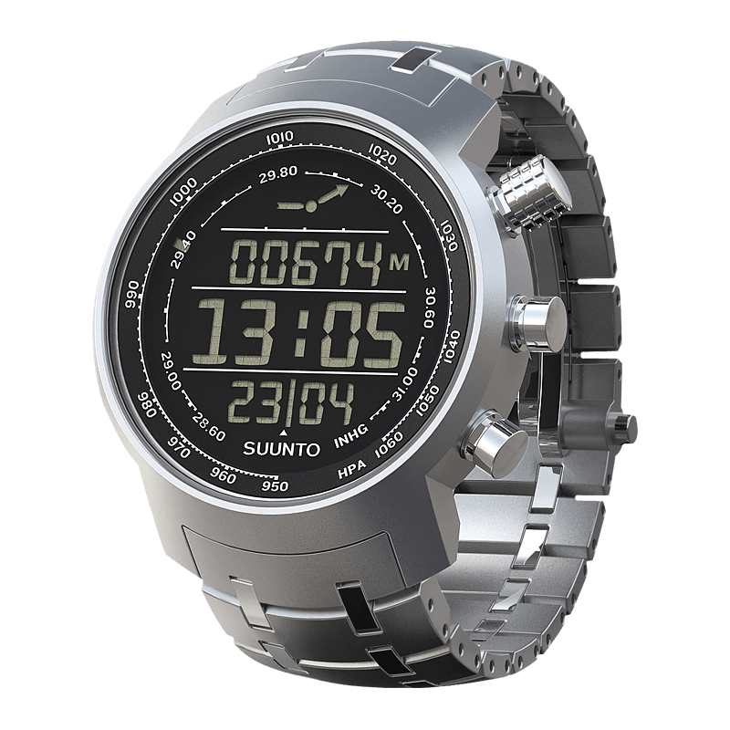 Suunto Elementum Terra n/Steel Watch Price Distributor Dubai