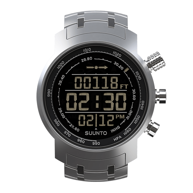 Suunto Elementum Terra n/Steel Watch Price Distributor UAE