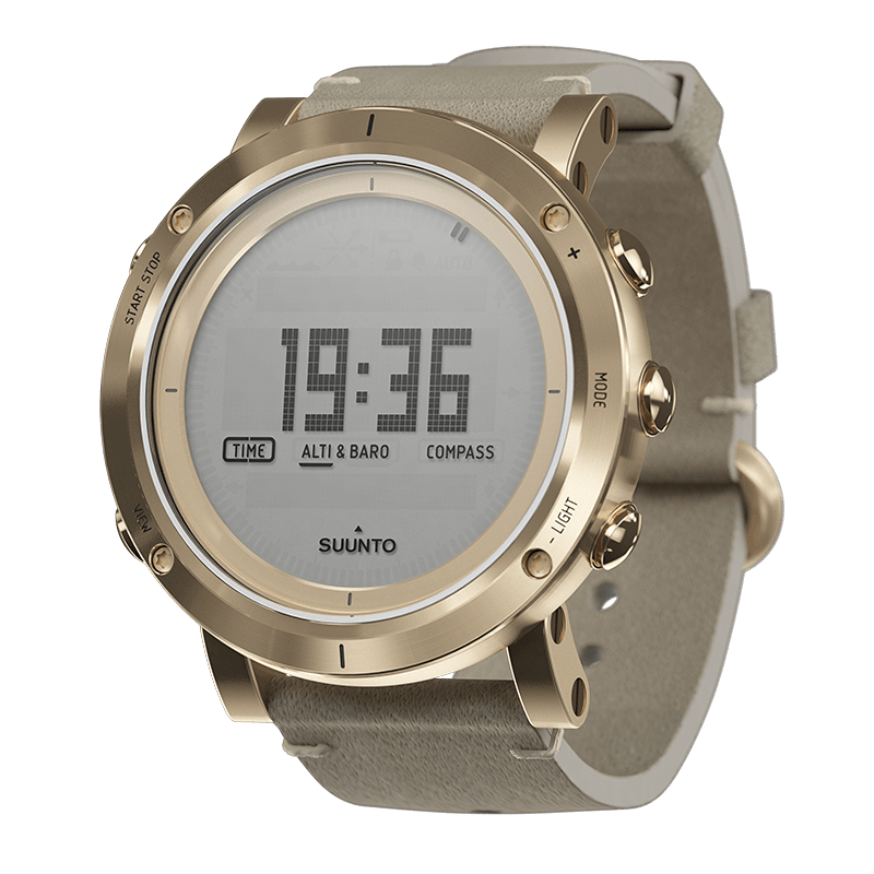 Suunto Essential Gold Watch Price Distributor Dubai