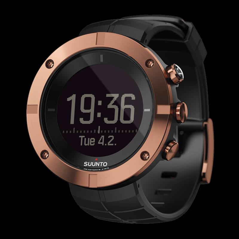Suunto Kailash Copper Watch Price Distributor Dubai