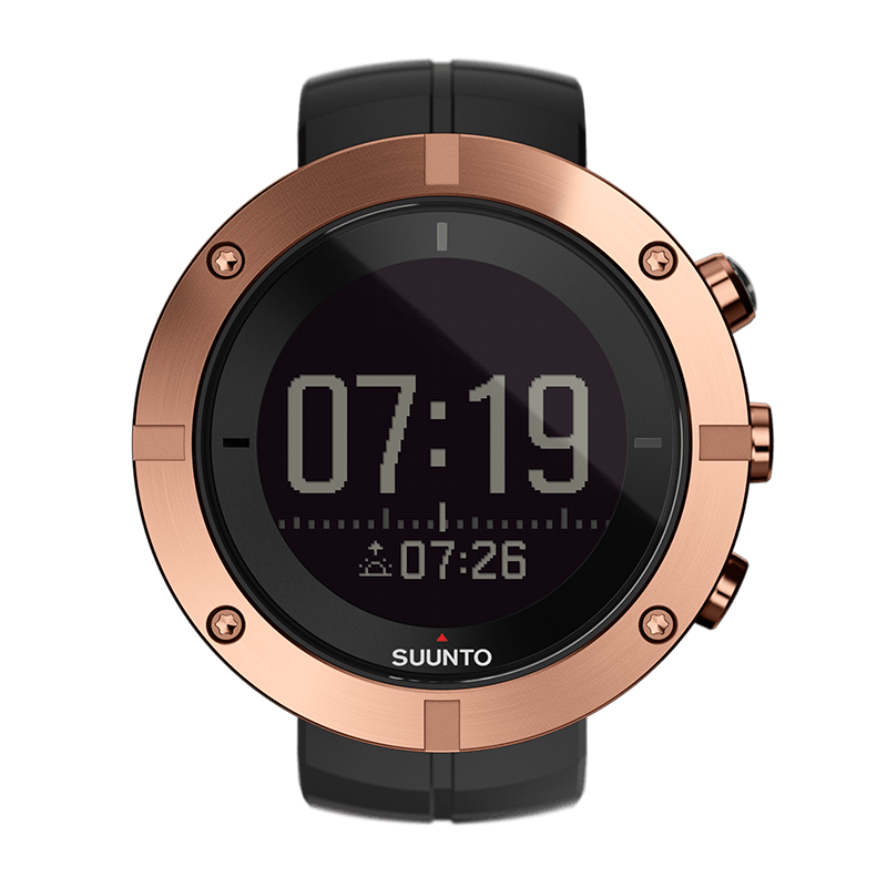 Suunto Kailash Copper Watch Price Distributor UAE