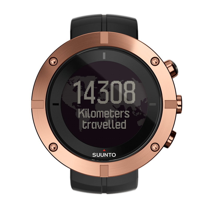 Suunto Kailash Copper Watch Price Distributor Abudhabi