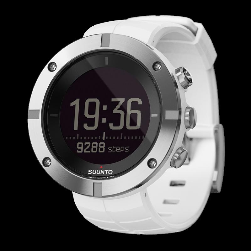 Suunto Kailash Silver Watch Price Distributor Dubai
