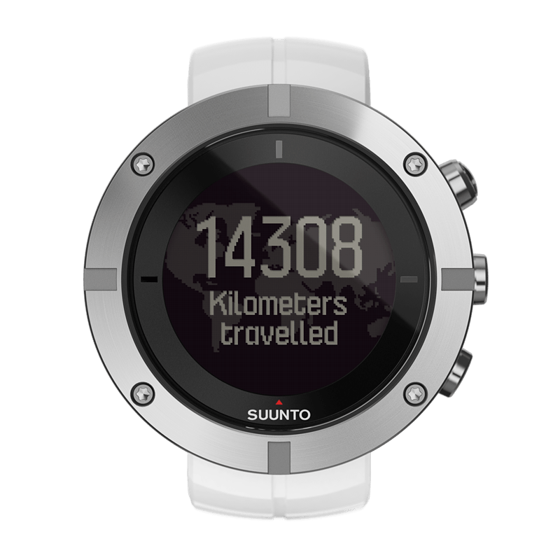 Suunto Kailash Silver Watch Price Distributor Abudhabi