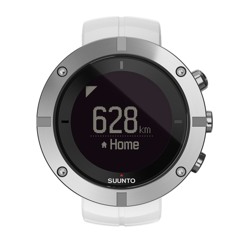 Suunto Kailash Silver Watch Price Distributor Dubai