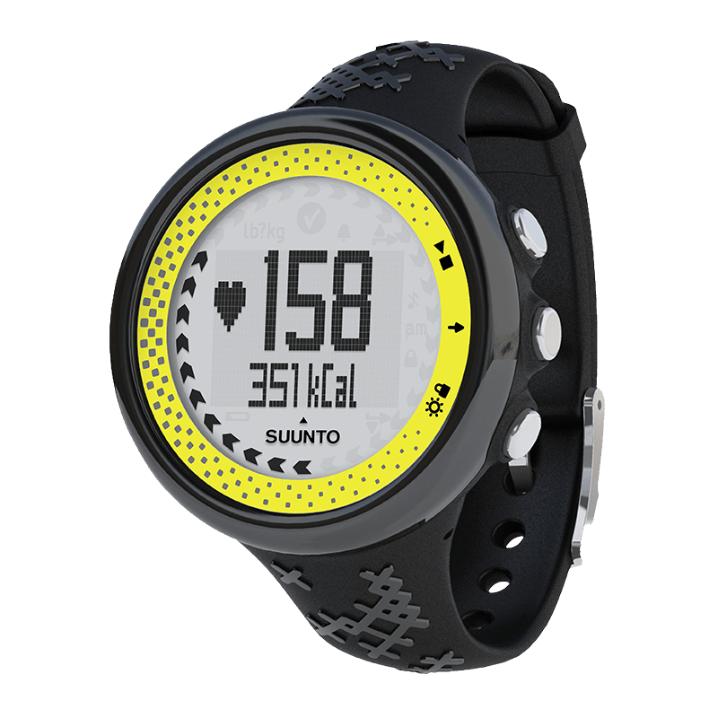 Suunto M5 Black/Lime Women Watch Price Distributor Dubai