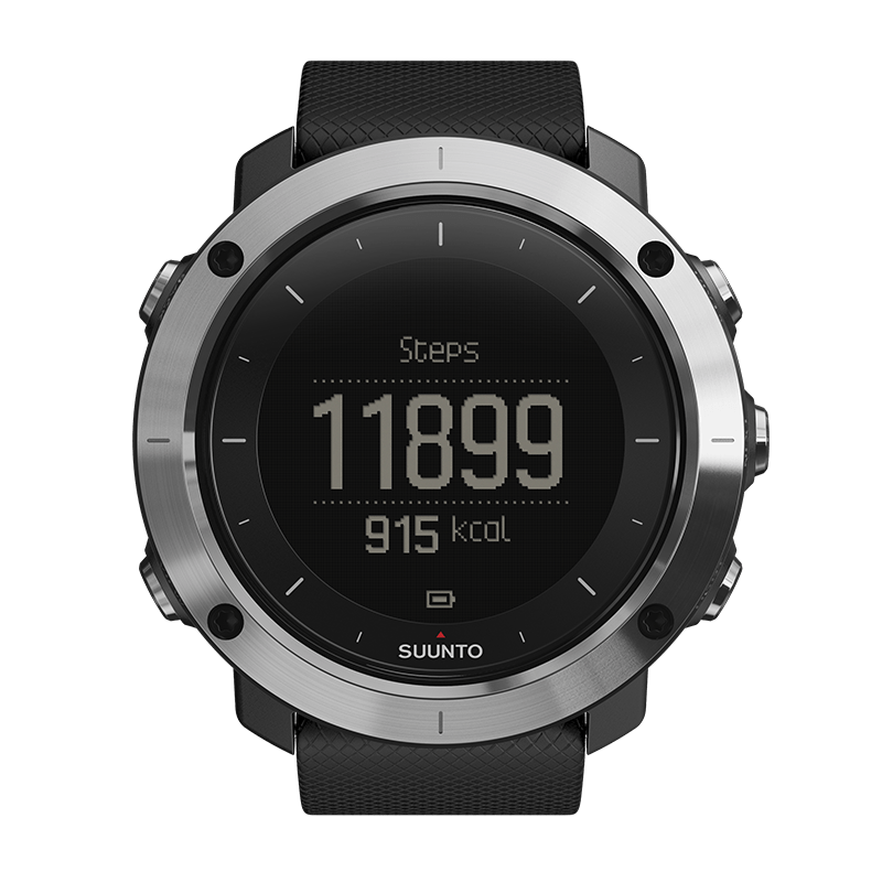 Suunto Traverse black Watch Price Distributor UAE