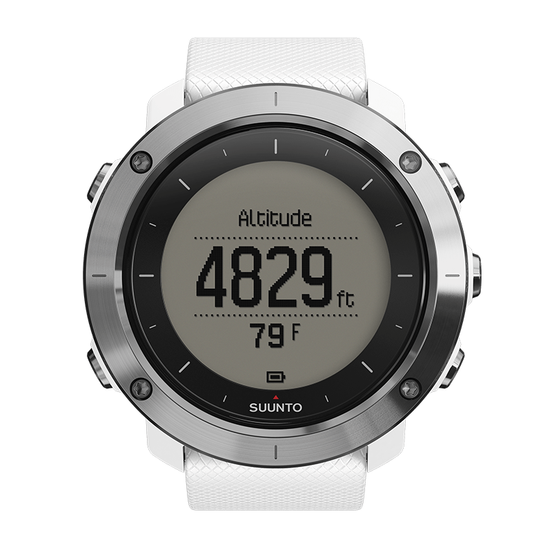 Suunto Traverse White Watch Price Distributor UAE