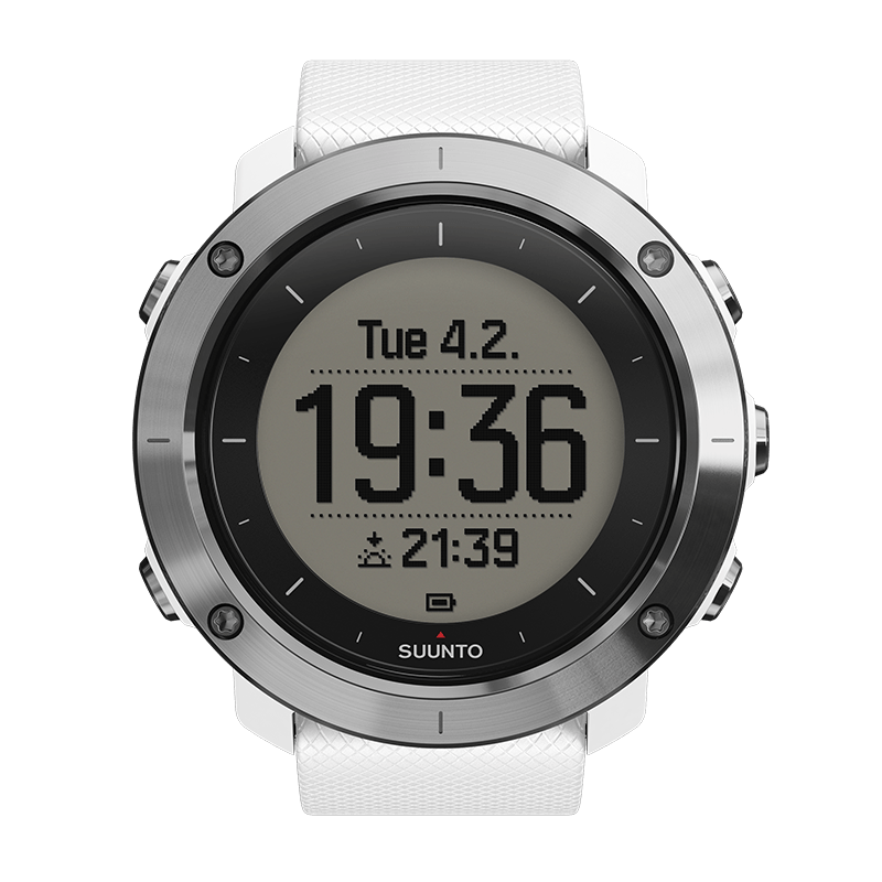 Suunto Traverse White Watch Price Distributor Dubai
