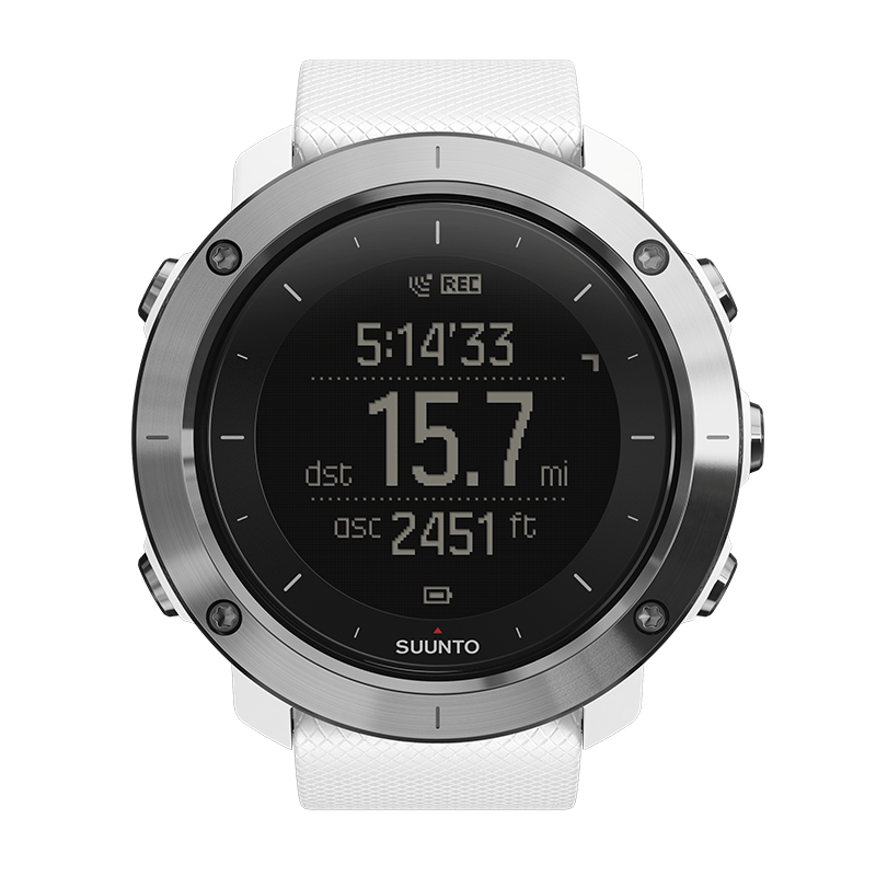 Suunto Traverse White Watch Price Distributor Dubai