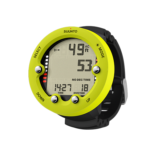Suunto Zoop Novo Lime Watch Price Distributor Dubai