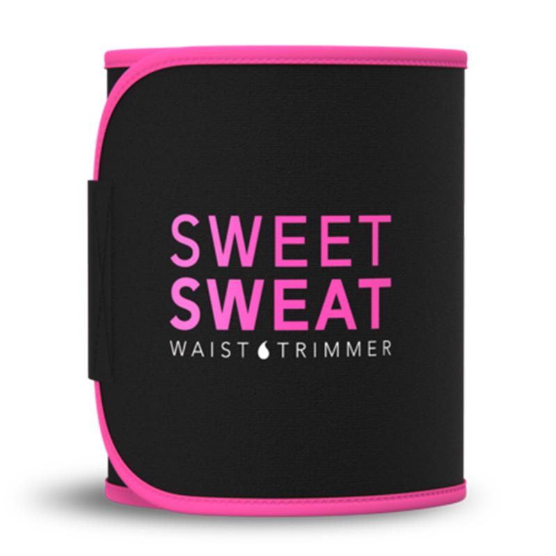 Sweet Sweat Premium Waist Trimmer Belt Yellow XL