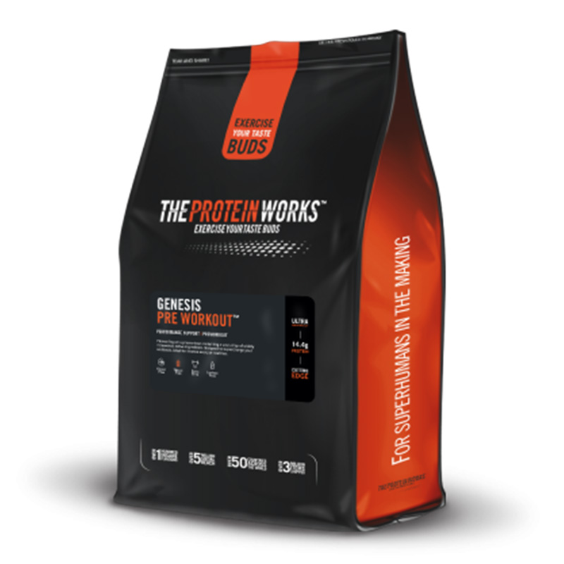 The Protein Works Genesis Pre Workout 250 g