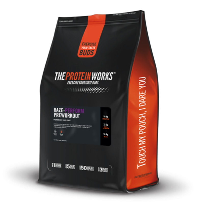 The Protein Works Pre Workout Raze Perform 250 g