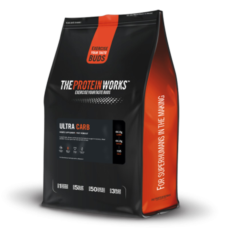 The Protein Works Ultra Carb 2 kg