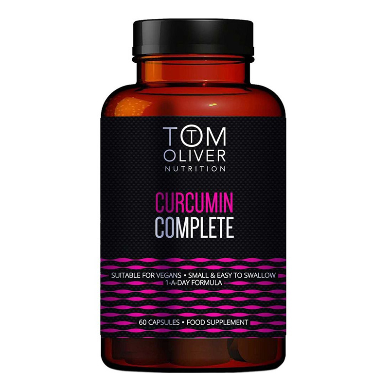 Tom Oliver Nutrition Curcumin Complete 60