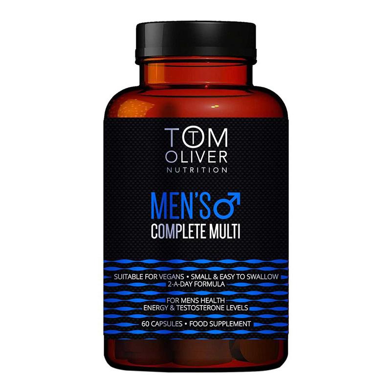 Tom Oliver Nutrition Men