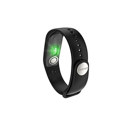 Tomtom Touch Cardio Fitness Tracker Black Small Price Dubai