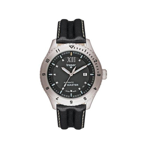 Traser H3 Automatic Master, Leather Strap Master
