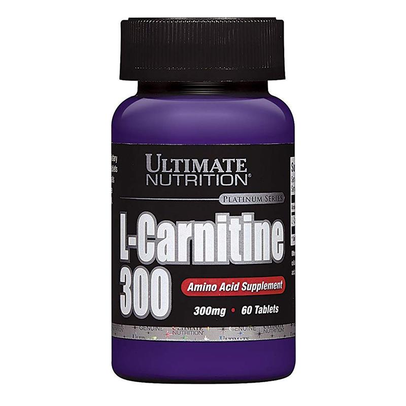 Ultimate L Carnitine 60 Caps