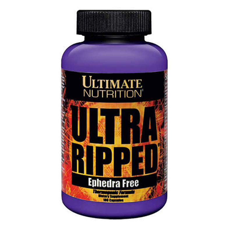 Ultimate Ultra Ripped 180 Caps