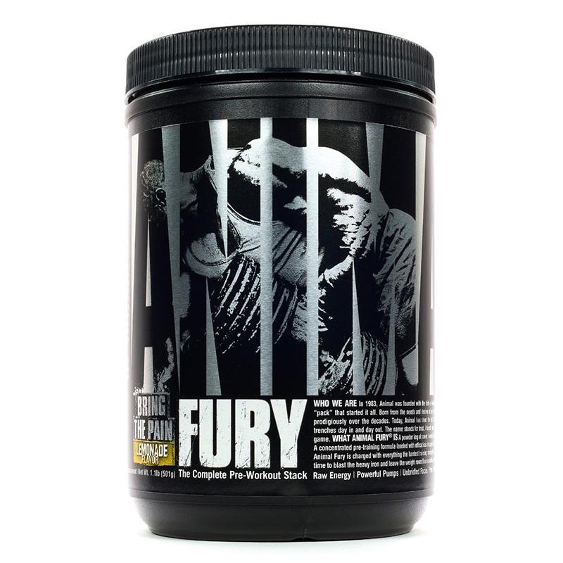 Universal Animal Fury 489.9G Lemonade