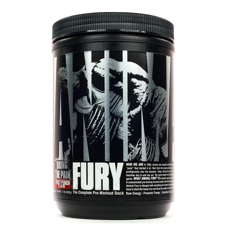 Universal Animal Fury  Fruit Punch