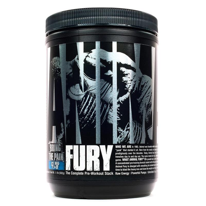 Universal Animal Fury 492G Ice Pop Flavor