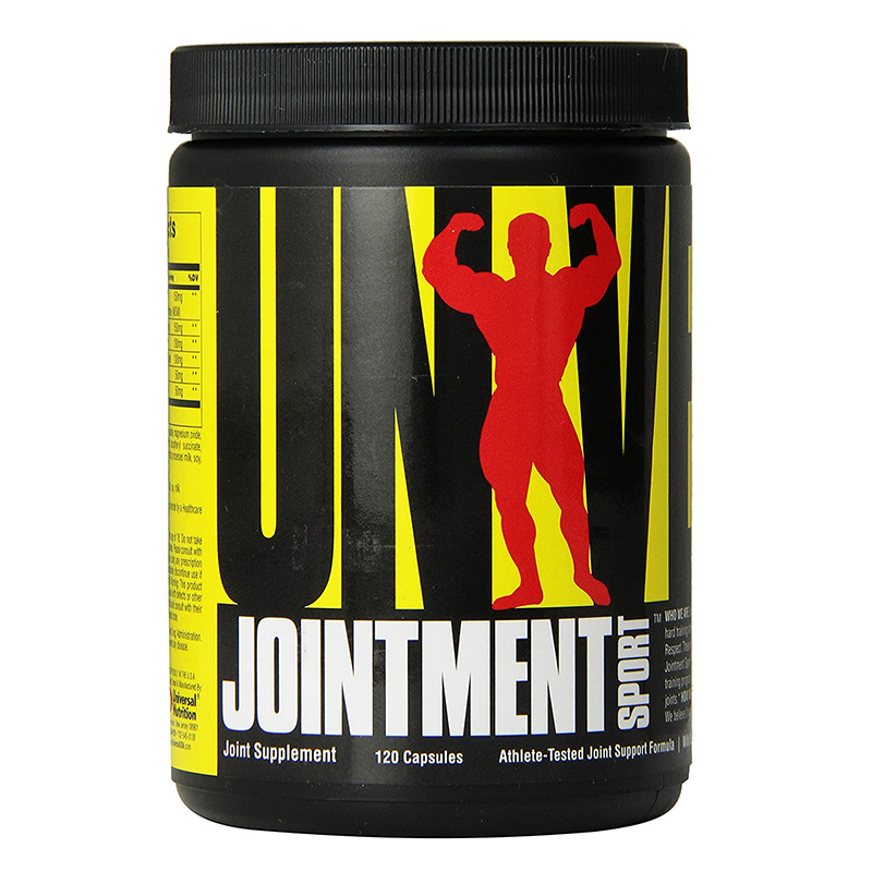 Universal Jointment Sport 120 Capsules