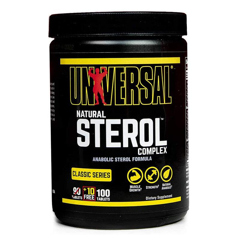 Universal Natural Sterol Complex 90 Tab Plus 10 Free