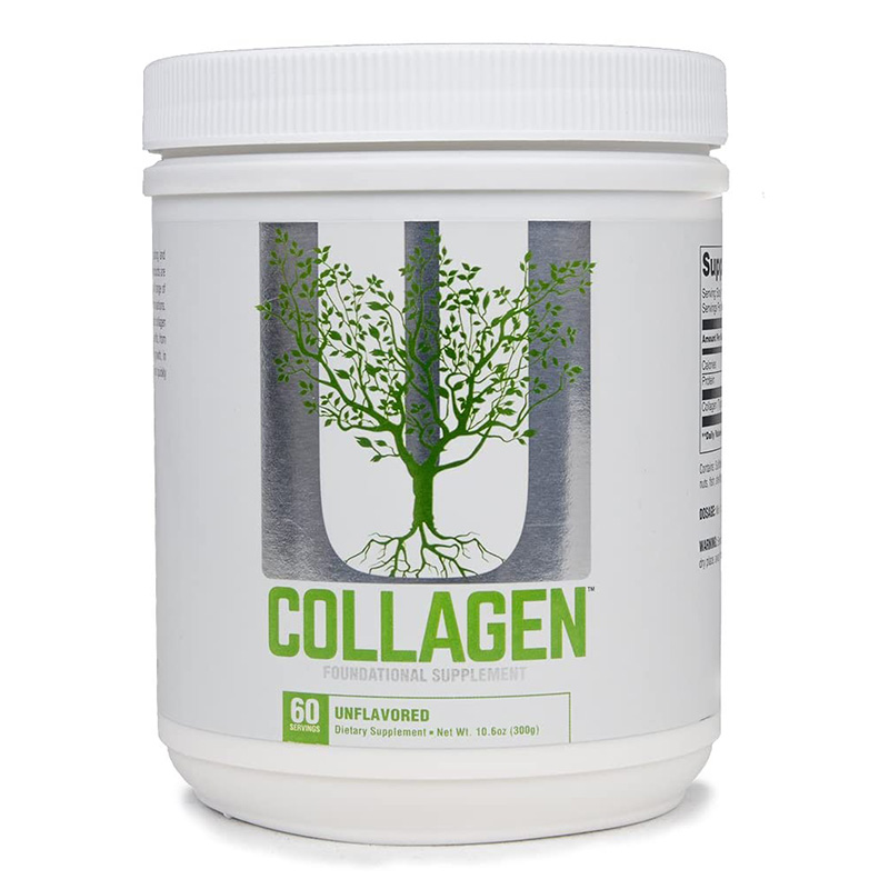 Universal Nutrition Collagen Unflavored 300 Grams
