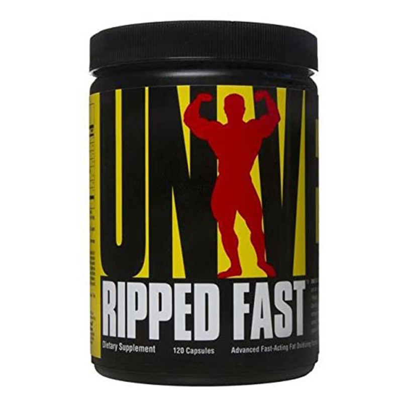 Universal Ripped Fast 120 Capsules