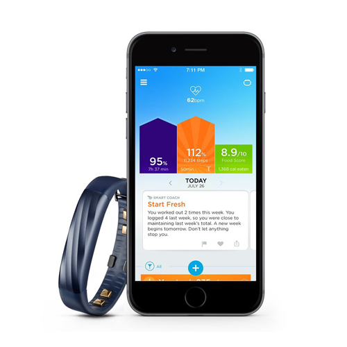 UP3 By Jawbone Blue