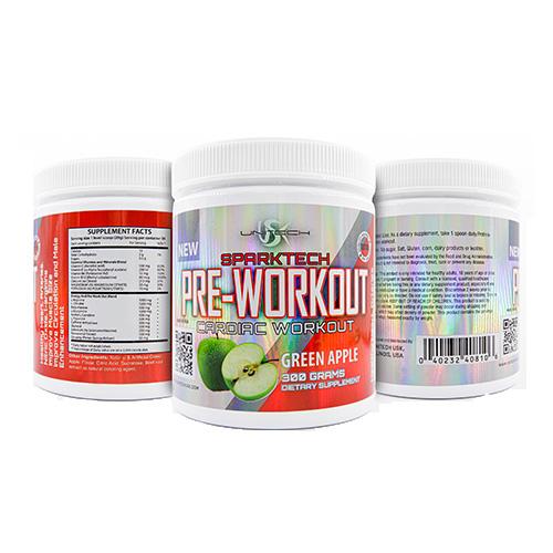 USK Pre Workout 30 Servings