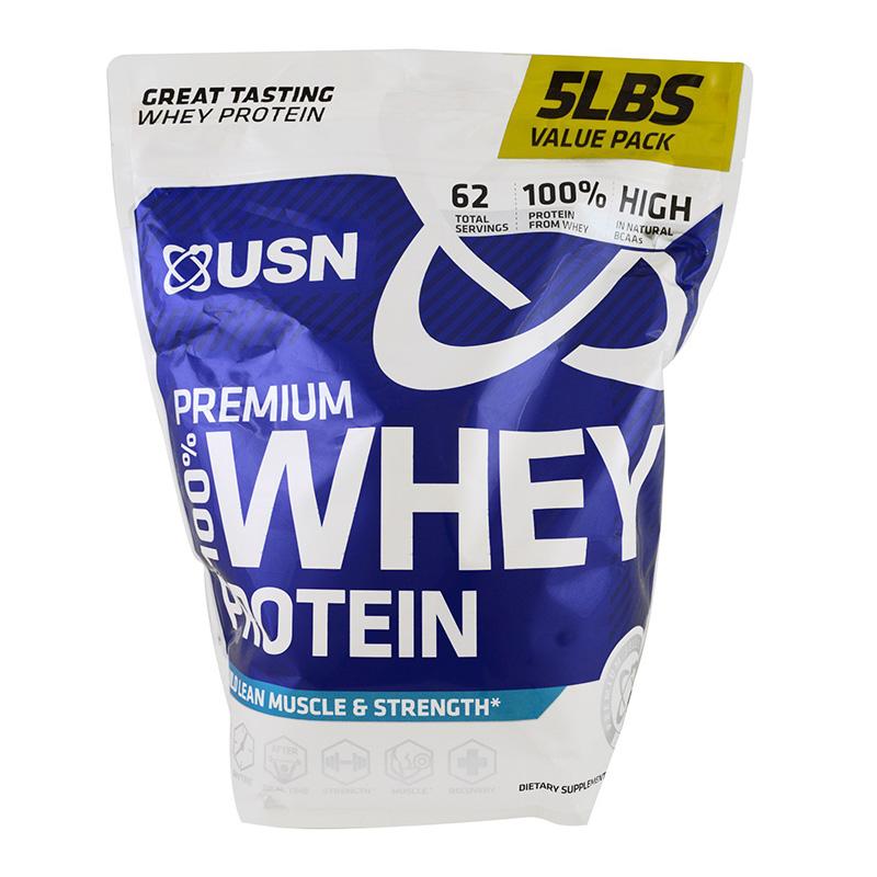 USN 100% Premium Whey 5 Lbs