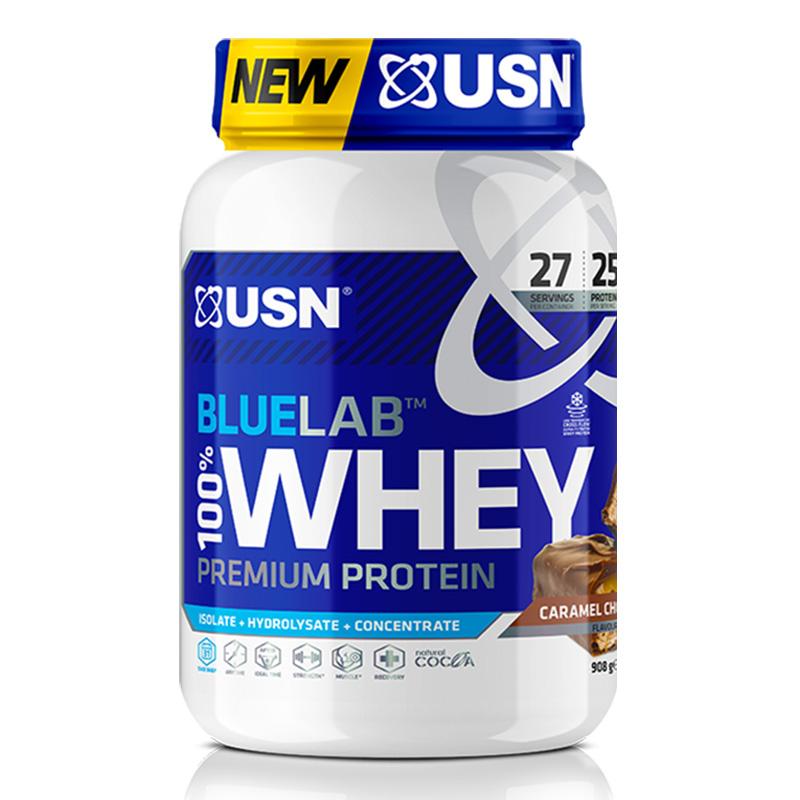 USN Blue Labs 100% Whey Premium Whey Protein