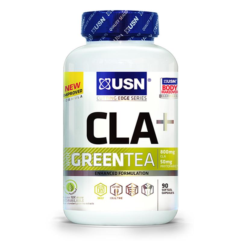 USN CLA + Green Tea 90 Caps