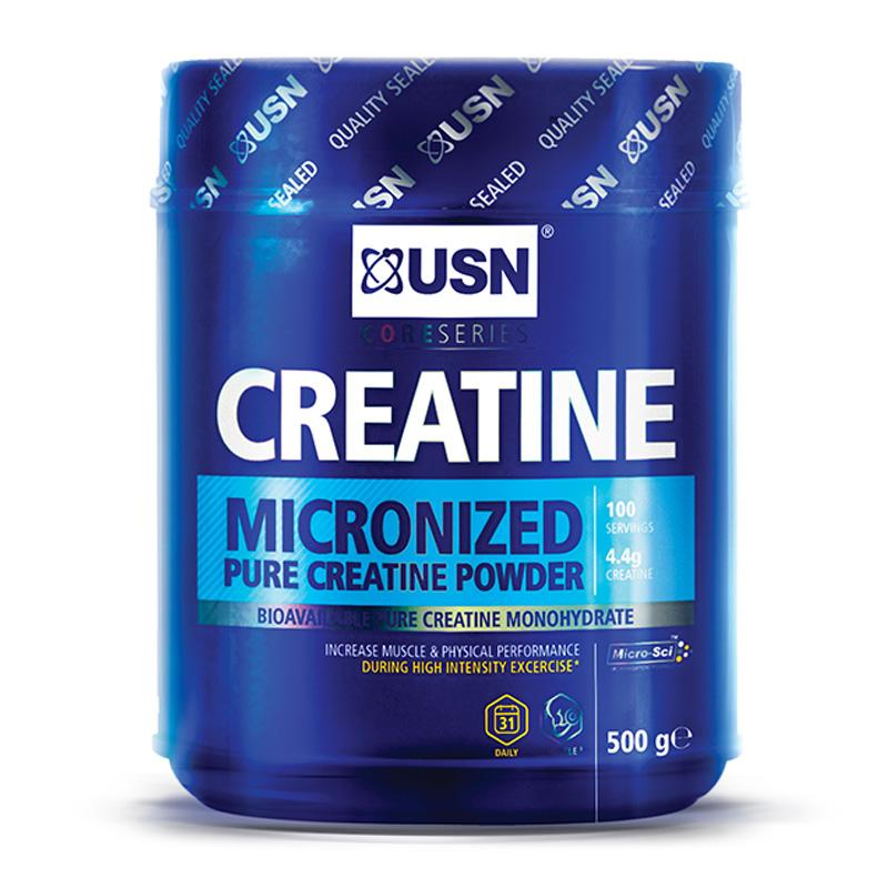 USN Creatine Micronized Unflavored 300g