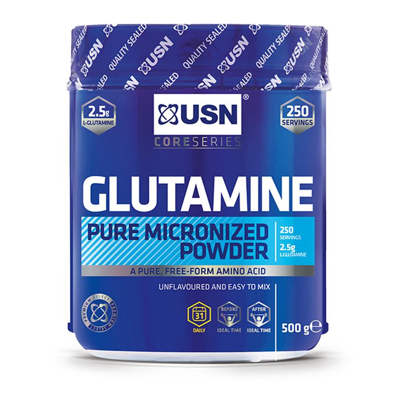 USN Glutamine Micronized Unflavored 300g