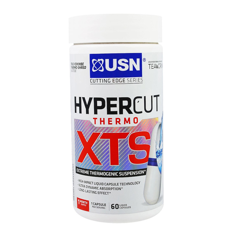 USN Hypercut Thermo XTS 60 caps