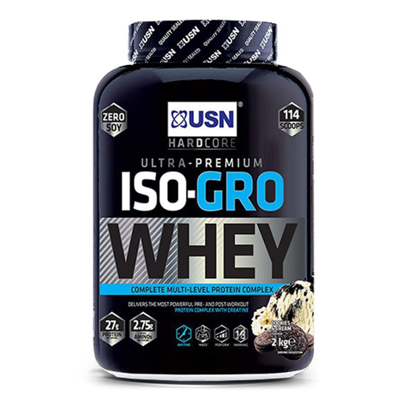 USN ISO Grow Whey 4.4 Lbs