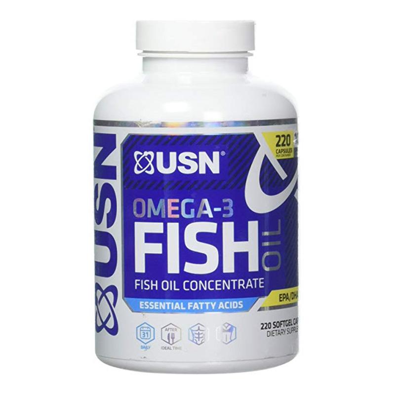 USN Omega Fish Oil 220 Servings