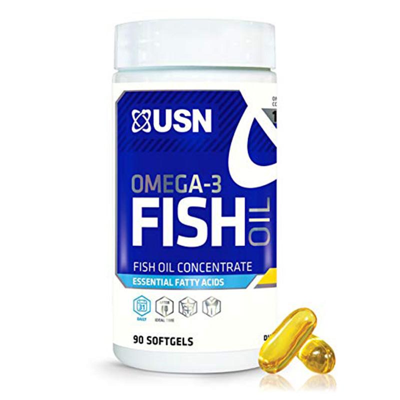 USN Omega Fish Oil 90 Servings