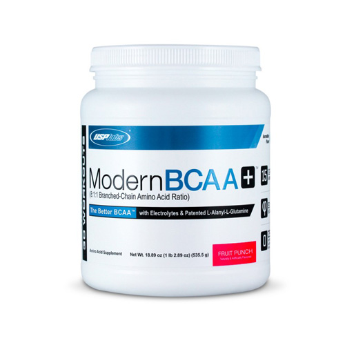 USPLABS Amino Acids & BCAA Modern BCAA Powder 30SERV