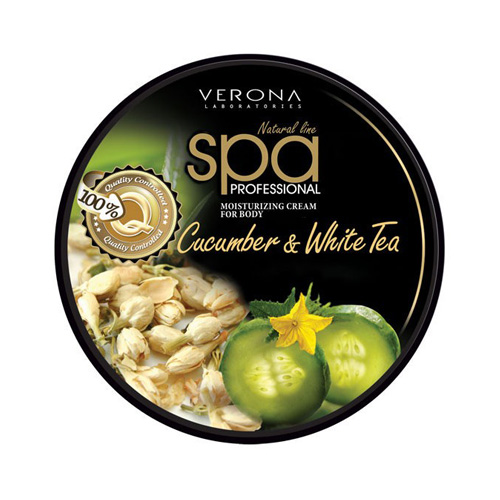 Verona Face and Body Cream Cucumber and White Tea Price UAE