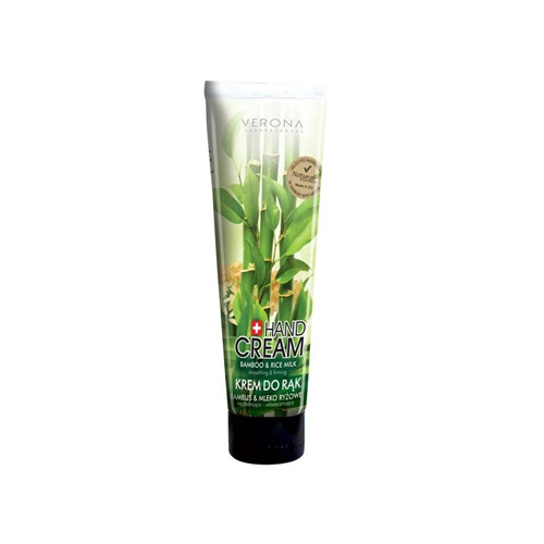 Verona Natural Essence Hand Cream Bamboo and Rice Milk Price Dubai