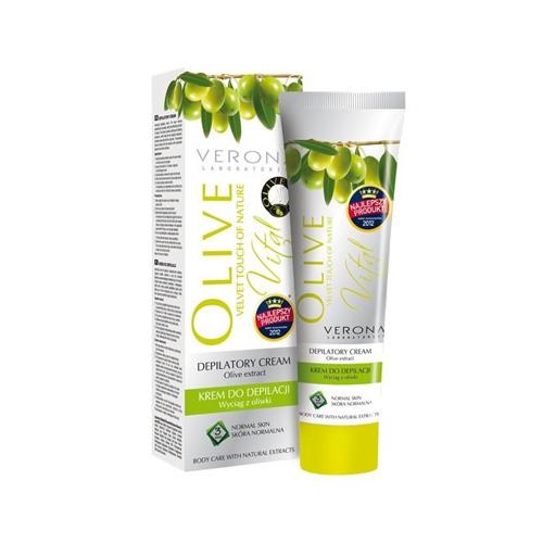 Verona Olive Depilatory Cream (Normal Skin) Price Dubai