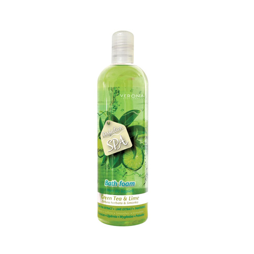 Verona SPA Green Tea and Lime Bath Foam Price Dubai