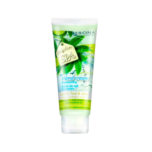 Verona SPA Green Tea and Lime Hand Cream Price Dubai